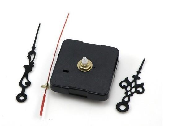 Cheapest!!! Clock accessories Quartz Clock Movement Mute quiet Spindle Mechanism Repair repairing Kit  tools