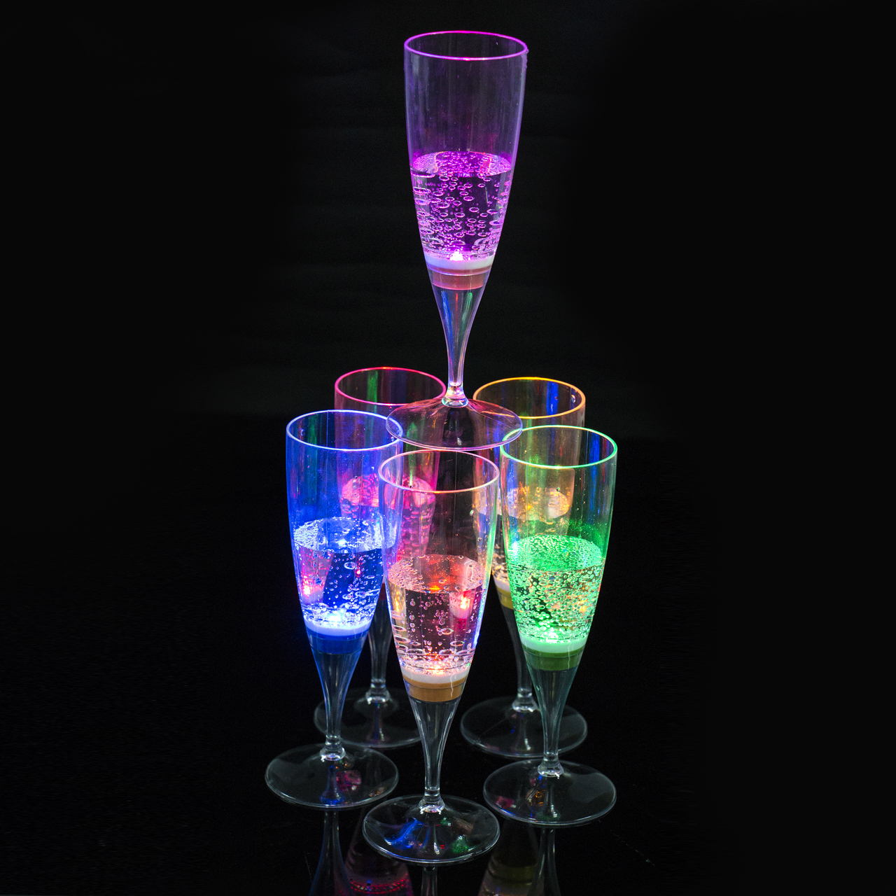 Drink LED Light Flashing Light Champagne Champagne Beer Wine Glass Drink Cup Induction luminous Liquid Juice Glass Cup Container(China (Mainland))