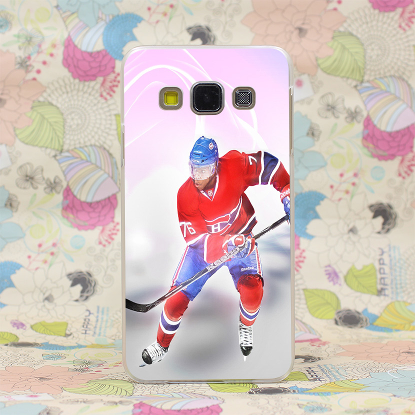 787HJ P K Subban Montreal Hard Transparent Case Cover for Galaxy A3 A5 7 8 J5 7 Note 2 3 4 5 & Grand 2 Prime(China (Mainland))