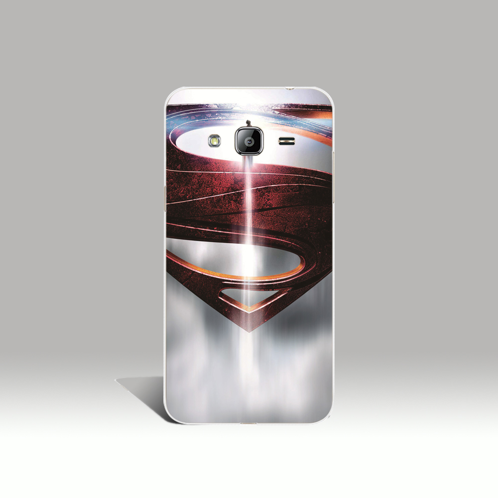 06735 Man Of Steel Blu Ray cell phone case cover for Samsung Galaxy J1 ACE J5 2015 J7 N9150 2016(China (Mainland))