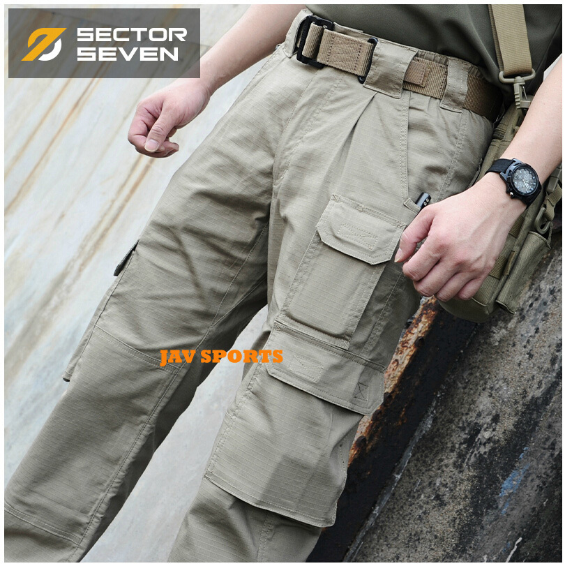 SECTOR SEVEN Windtalkers IX10 Urban Tactical Pants Mens Cargo Pants Summer Ripstop Teflon Outdoor Pants+Freeshippi(SKU12050521)<br><br>Aliexpress