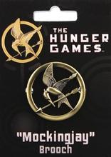 Book Novel Movie The Hunger Games Logo  Bird Arrow Replica Pin Brooch  bird  design 2013 fashion jewelry Top quality