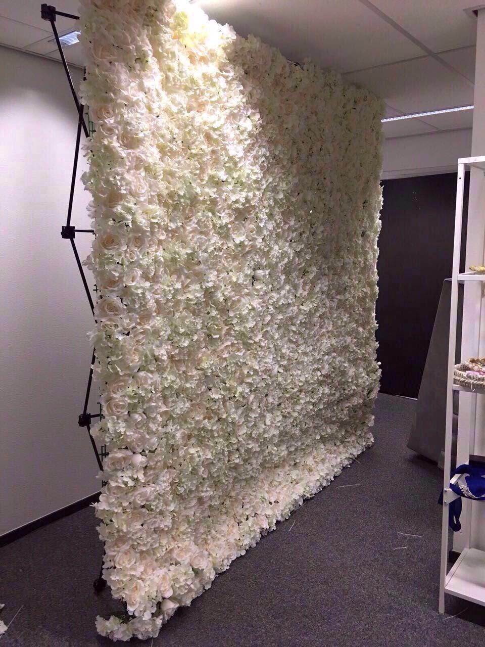 3.0m*2.3m Wedding background wall/ flower advertising shelf / Wedding setting wall bracket,(China (Mainland))