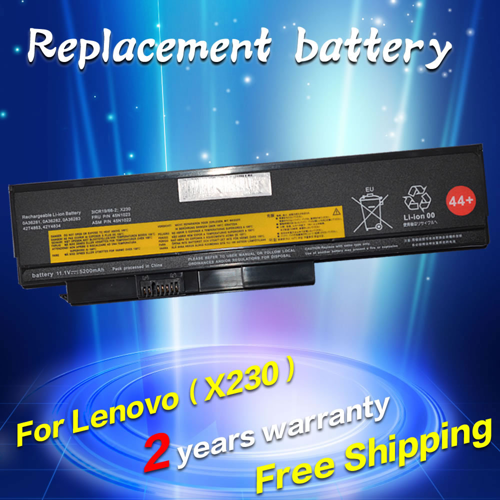 Laptop battery For Lenovo ThinkPad X220 X220i X220s X230 X230i 42T4861 42T4862 42T4863 42T4865 42T4866 42T4867 42T4875