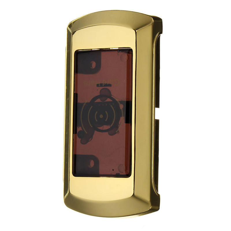Golden Color Rfid Digital Lock For Sauna Spa Swimming Pool Gym Electronic Cabinet Lock Lockers(China (Mainland))