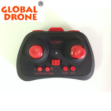 2PCS/LOT Global Drone GW008 2.4G headless 4CH 6-Axis RC Quadcopter Drone spare parts Transmitter /radio controller free shipping