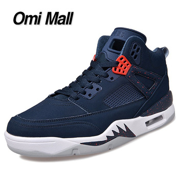2015 New arrival high quality men basketball shoes outdoor comfortable men sports shoes breathable wear Athletic shoes