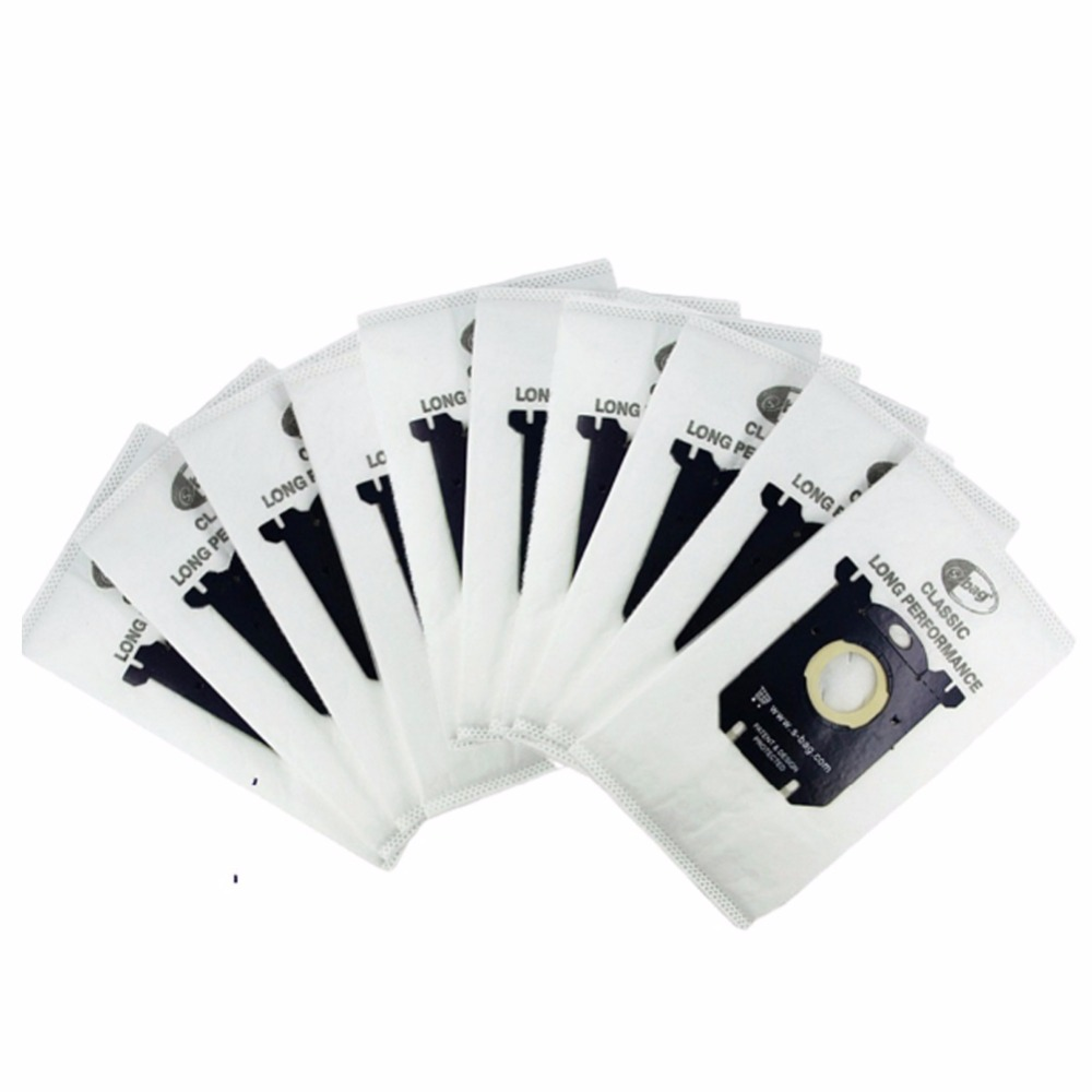 12pcs/lot Vacuum Cleaner Bags Dust Bag for Electrolux Vacuum Cleaner filter and S-BAG(China (Mainland))