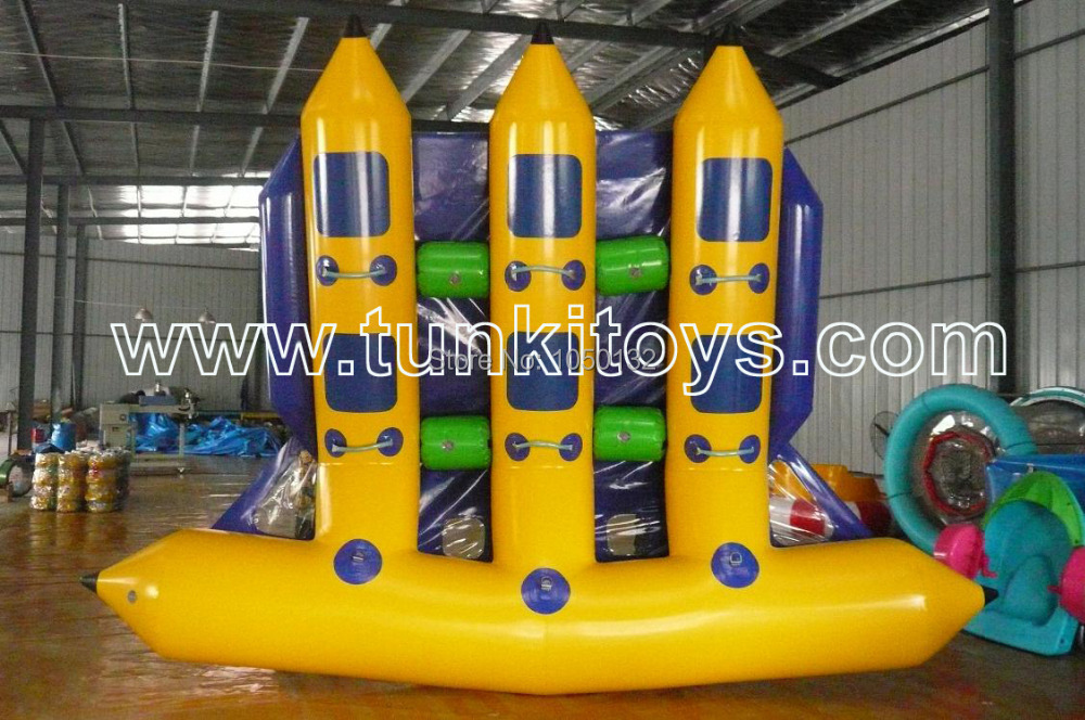 best selling inflatable fly fish water toys(China (Mainland))