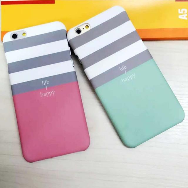Case iPhone 6 6S / 6 6S Plus paski różne kolory