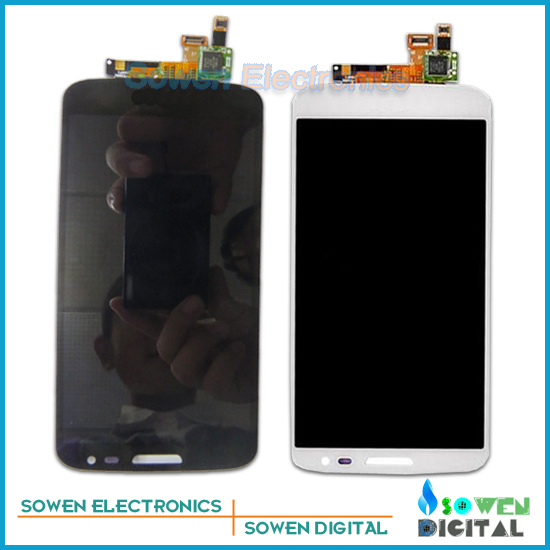 LG G2 mini D620 D618 LCD display screen+touch screen panel digitizer assembly full sets,, new - Sowen Electronics Co., Ltd store