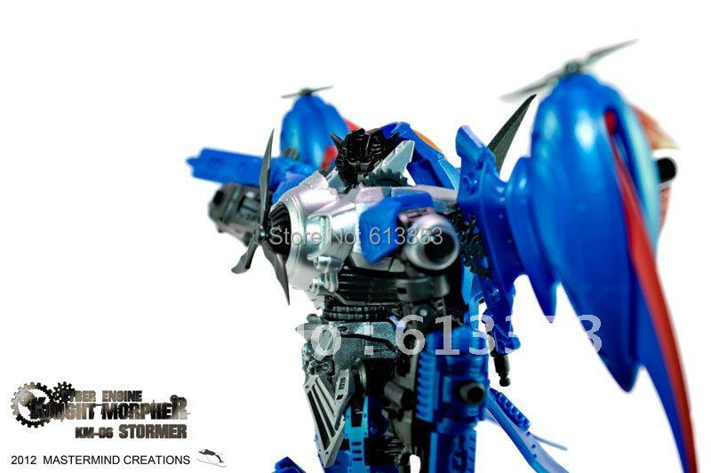 Mastermind Creations KM-06 Stormer.In stock now!