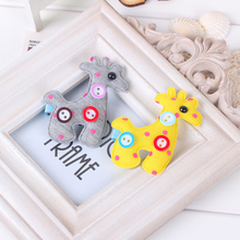 Fawn children kids baby girls hair accessories clip hairpins barrettes headwear flower bow Retail Boutique wholesale JF-340(China (Mainland))