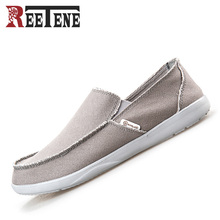 2017 Fashion Summer Men Canvas Shoes Breathable Casual Shoes Men Shoes Loafers Comfortable Ultralight Lazy Shoes Flats(China (Mainland))