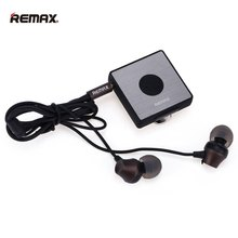 Remax RB-S3 3.5mm Clip Bluetooth V4.1 + EDR Headset Earphones For Samsung Xiaomi MP3 MP4 MP5 High Quality In-Line Control Stereo(China (Mainland))