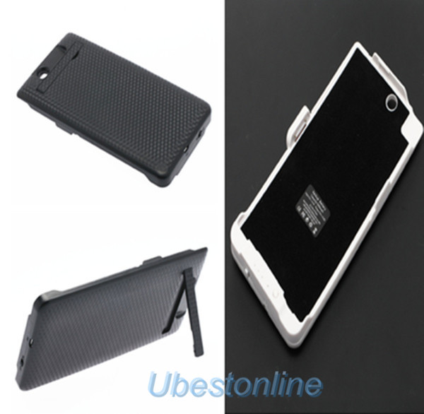 5000mAh External Battery Case For Sony Xperia Z Ultra XL39H C6806 C6802 Power Bank Backup Pack Charger Stand Cover UBCXL39H50