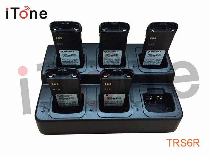 Itone 6-Way Battery Charger For Two way radio /Walkie Talkie/Portable Radio/Ham Radio For Motorola For ICOM For VERTEX(China (Mainland))