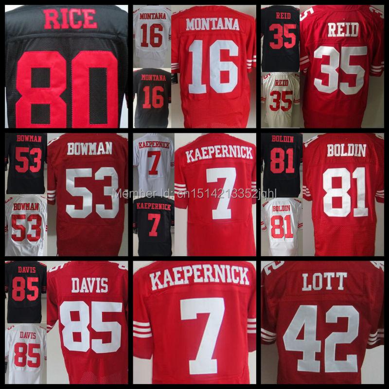 358e45cbd Women s San Francisco 49ers 16 Joe Montana Handwork Sequin lettering  Fashion Jersey