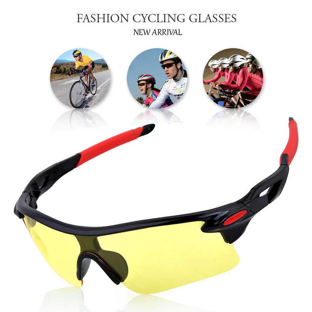 Fashion Men Cycling Glasses Summer Style Outdoor Women Mountain Bike