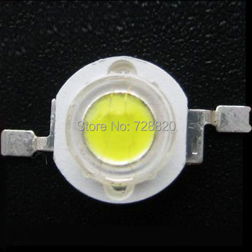 Active Components Pure White High Power 3W Led Chip Light Emtting Diode in Store(China (Mainland))