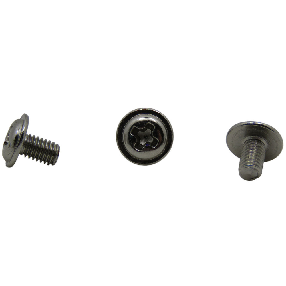 Гаджет  M3*5*20PCS mainboard screw,computer screw cross with washer round head machine screw None Аппаратные средства