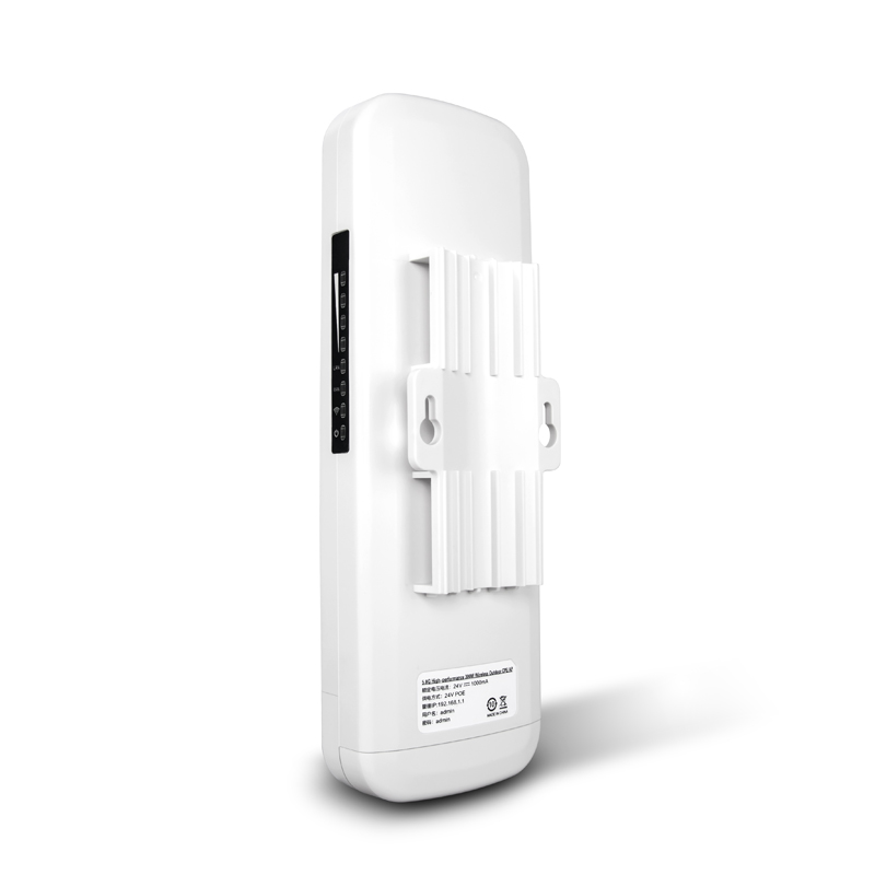 English Firmware Long Range Outdoor WiFi Repeater CPE 300Mbps High Power Outdoor WiFi Bridge Client Router(China (Mainland))