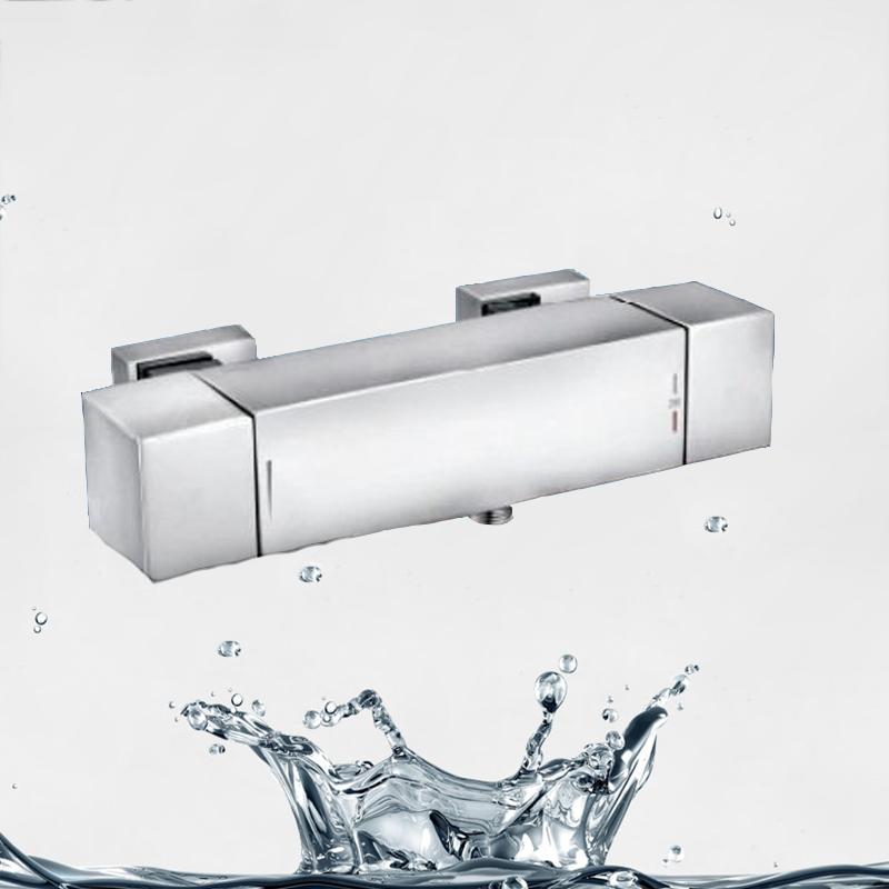 Здесь можно купить  thermostatic shower mixer with rain shower  Дом и Сад
