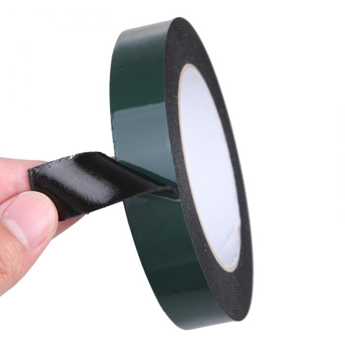 High Quallity Hardware Accessories 5M Auto Acrylic Foam Double Sided Faced Attachment Adhesive Tape 20mm Width Tapes