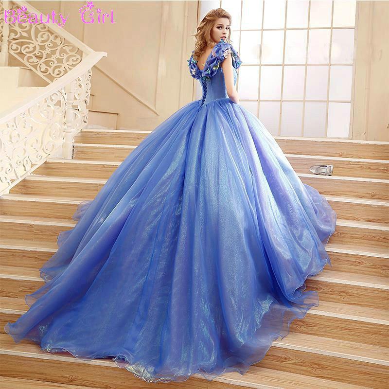 Платье в пол принцесса