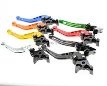 Adjustable 3D CNC Short Brake Clutch Red Levers HONDA NSR50 1997-2000 CBR300R/CB300F/FA 2014-2016 GROM 2015 New - motorcycle2016 store