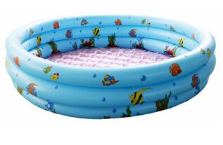 Новое Прибытие 90*40 см Ребенок Бассейн Надувной Большой Пластиковый Бассейн Надувной ...