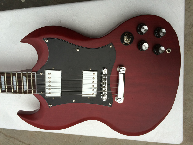 2016 ELECTRIC GUITAR+ new red color/g 400/sg guitar+GUITAR IN CHINA(China (Mainland))