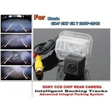 Buy Directive Parking Tracks Lines Rear Camera Mazda CX-7 CX7 CX 7 2007~2013 imports HD CCD HD Model / Best Model for $51.49 in AliExpress store