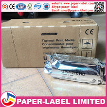 6x rolls Sony ultrasound paper UPP 110HD 110mm*18M ,promotional medical ultrasound thermal paper free shipping(China (Mainland))