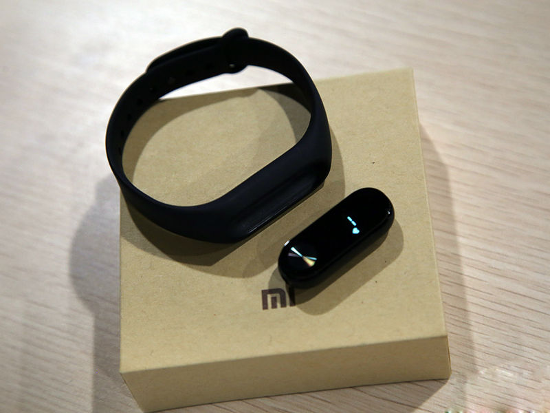 image for Stock Original Xiaomi Mi Band 2 Oled Screen Bracelet Smart Heart Rate