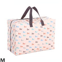 New Arrival Portable Man Woman Travel Duffle Dot Flowers Pup Pattern Large Waterproof Bags Organizer Handbag Travelling bag(China (Mainland))