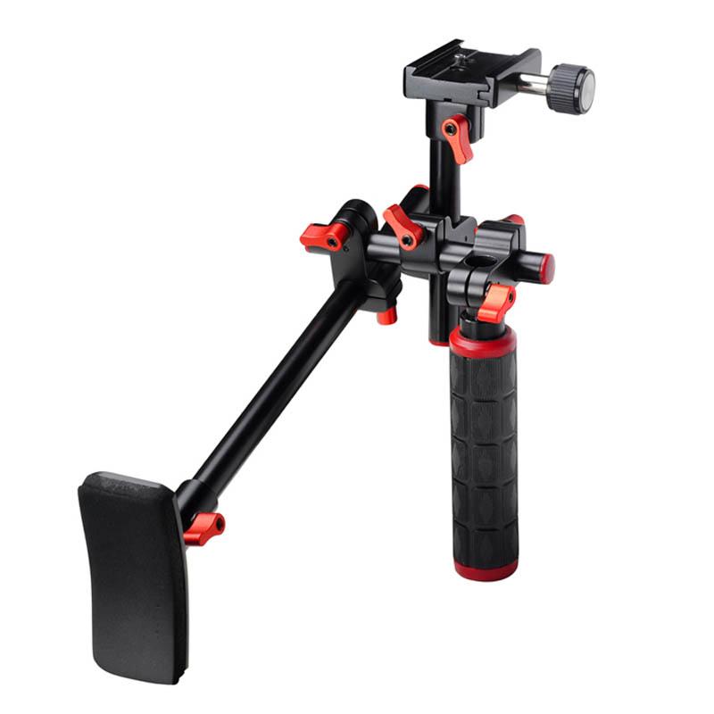 Aputure MR-V1 Professional Handheld Stabilizer Video Camera Shoulder Bracket Camera Steadicam for Canon Nikon DSLR Camcorder DV(China (Mainland))
