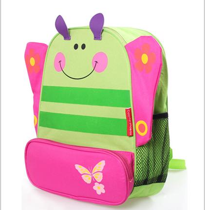 product Ukuran besar hewan berbentuk anak ransel Tas sekolah double-bahu Anak-anak ransel Kartun Mochila infantil Pengiriman gratis