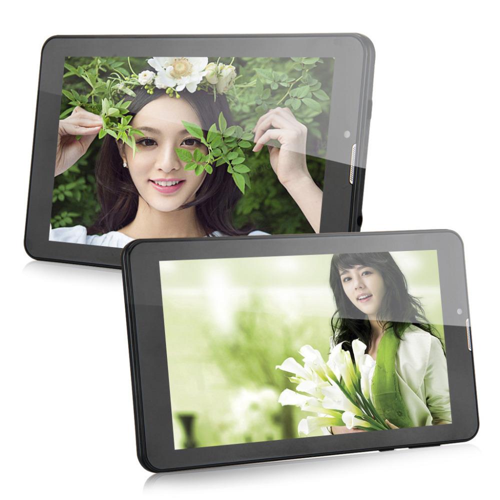 "Freelander PD10 Tablets 7"" Android 4.4 MTK6572 Dual core 512MB/8GB Bluetooth GPS Tablet PC 3G Dual SIM Dual Standby 3G Phablet(China (Mainland))"