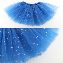 New Brand 7 Colors Girls Kids Tutu Skirt Party Ballet Dance Wear Skirt Pettiskirt Costume