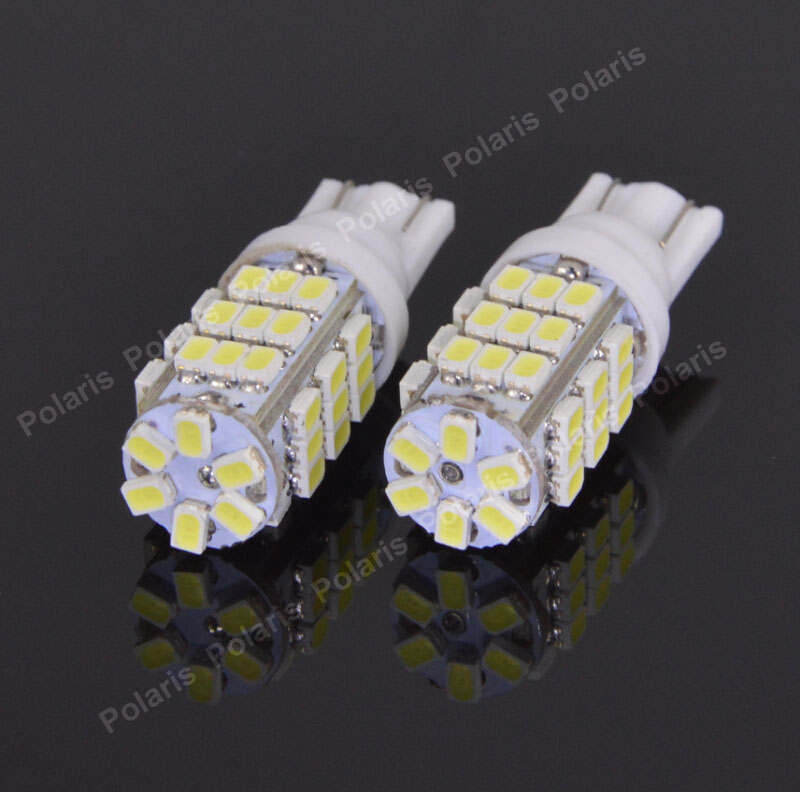 1Pcs Colorful Bright 42smd W5W T10 42LED Car Auto Bulbs Turn Signal Lights 1206 42 SMD Interior LED Lamps 168 192 Marker DC12V(China (Mainland))