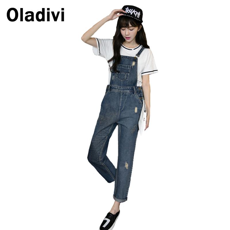 popular blue jean overalls women buy cheap blue jean overalls women lots from china blue jean. Black Bedroom Furniture Sets. Home Design Ideas