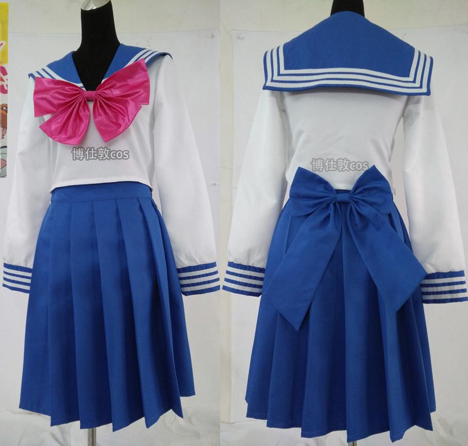 Sailor Moon Tsukino Usagi Cosplay - 489.1KB