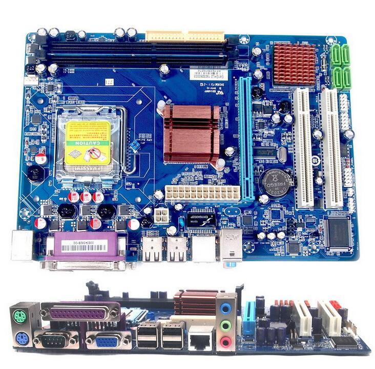 100% New original desktop motherboard G41 IHC7 DDR3 LGA 771 boards USB 2.0 mainboard computer motherboard Free shipping(China (Mainland))
