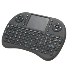 Touchpad teclado inalámbrico con el ratón para pc, tablet, xbox, Android Streaming TV Player(China (Mainland))