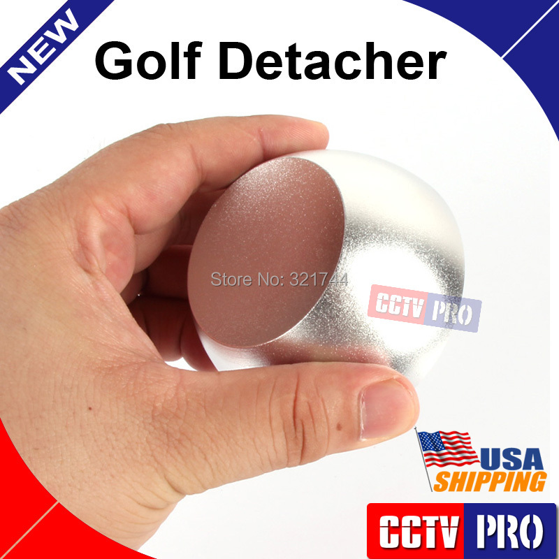 US Stock To USA Golf Detacher Tag Remover Hard Magnetic Detacher EAS Tag Detacher 12,000gs(China (Mainland))