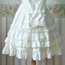 Buy European Medieval Vintage Style Sweet Lolita Skirt Chiffon Lace SK Women Lolita Skirt for $41.79 in AliExpress store
