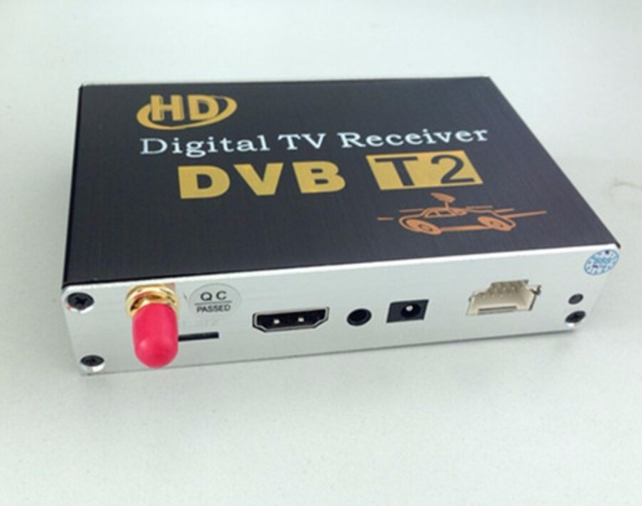 Car DVB-T2 Receiver for Russian Colombia Thailand USB DVB-T2 Android TV dvbt2 Digital car Tuner Europe Single Antenna dvb t2(China (Mainland))