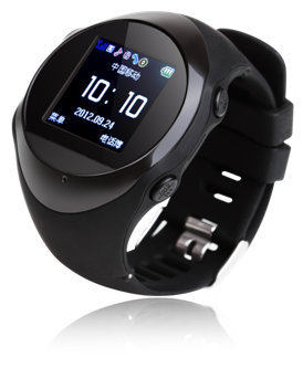 Real-time GPS monitoring gps watches Bluthtooth Smart Watch Mobile Phone with Java Camera Touch Screen(China (Mainland))