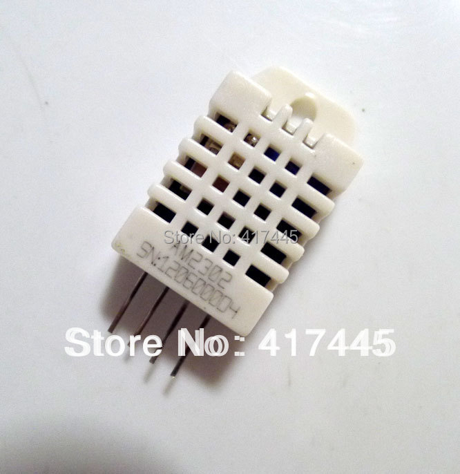 DHT22 AM2302 Digital Temperature and Humidity Sensor Replace SHT11 SHT15 Logger(China (Mainland))